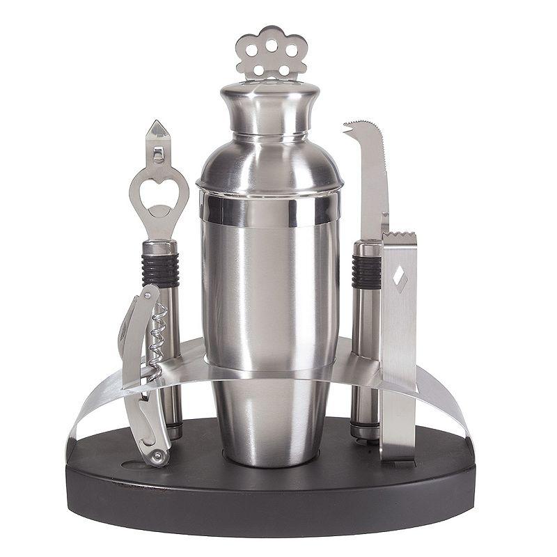 Stainless Steel Barware Stainless Steel Oval Barware