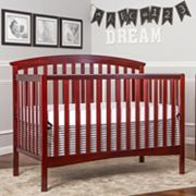 Dream On Me Eden 4-In-1 Convertible Crib
