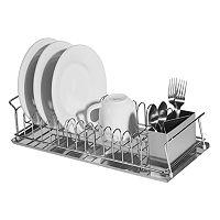 Oggi Stainless Steel Dish Drain Set