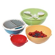 Oggi 7-pc. Prep 'N Serve Set