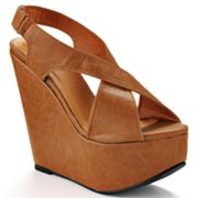 Sacred Heart Sweetie Platform Wedge Sandals - Women