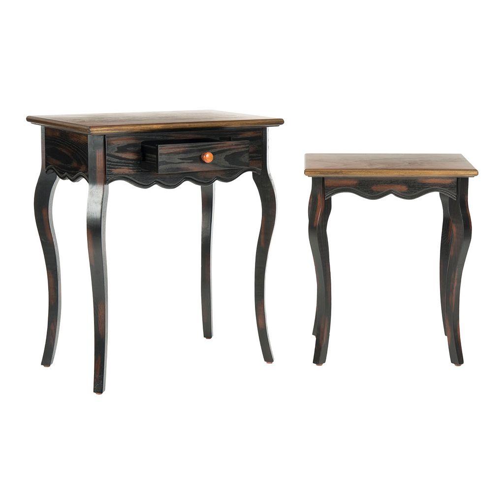 Safavieh Jasper Nesting Table Set