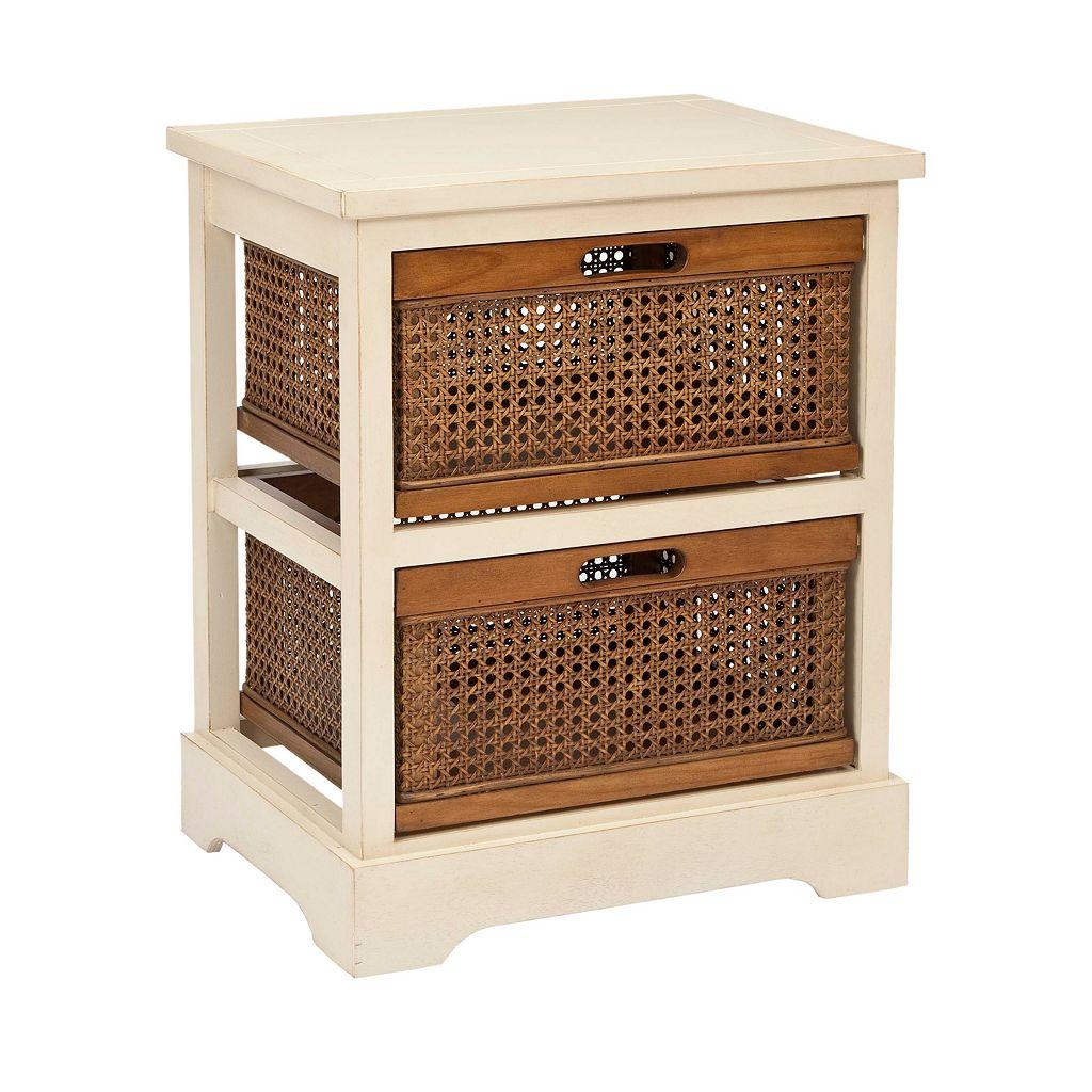 Safavieh Jackson 2-Drawer Storage Unit