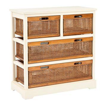 Safavieh Jackson 4-Drawer Storage Unit