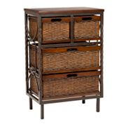 Safavieh Andrew 4-Drawer Storage Unit