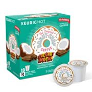 Keurig K-Cup Portion Pack Coffee People Donut Shop Coconut Mocha Coffee - 18-pk.