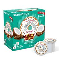 Keurig® K-Cup® Pod Coffee People Donut Shop Coconut Mocha Coffee - 18-pk.
