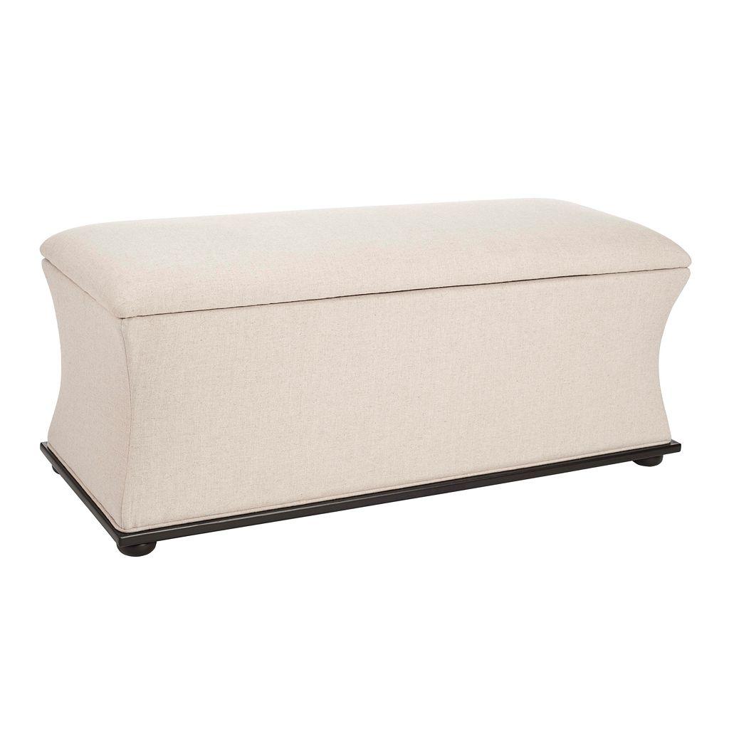 Safavieh Agoura Storage Bench