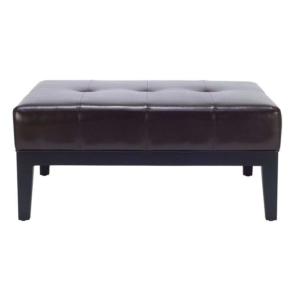 Safavieh Fulton Large Cocktail Ottoman