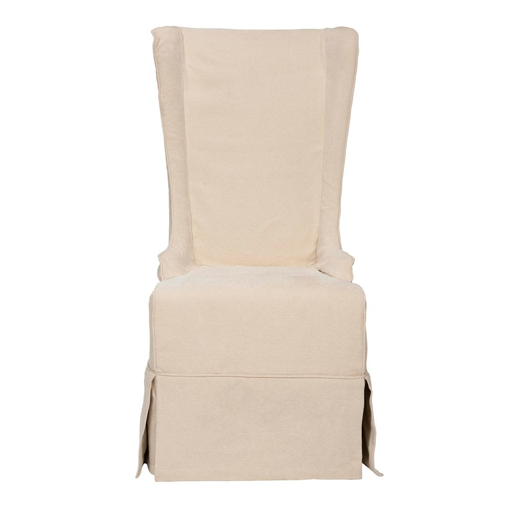 Safavieh Bacall Slipcover Dining Chair