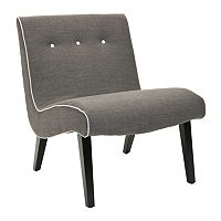 Safavieh Mandell Contrast Trim Chair