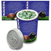 Picnic Time Baltimore Ravens Mega Can Cooler