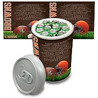 Picnic Time Cleveland Browns Mega Can Cooler