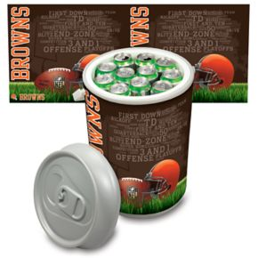 Picnic Time Cleveland Browns Mega Can Cooler