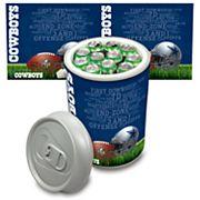 Picnic Time Dallas Cowboys Mega Can Cooler