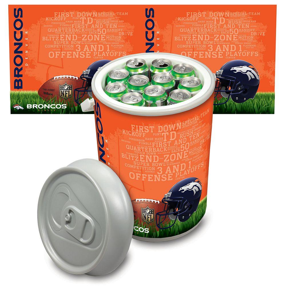 Picnic Time Denver Broncos Mega Can Cooler