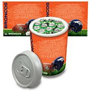 Picnic Time Denver Broncos Mega Can Cooler