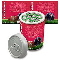 Picnic Time Houston Texans Mega Can Cooler