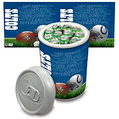 Picnic Time Indianapolis Colts Mega Can Cooler