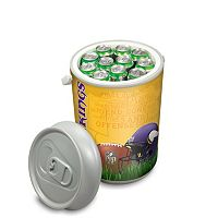 Picnic Time Minnesota Vikings Mega Can Cooler