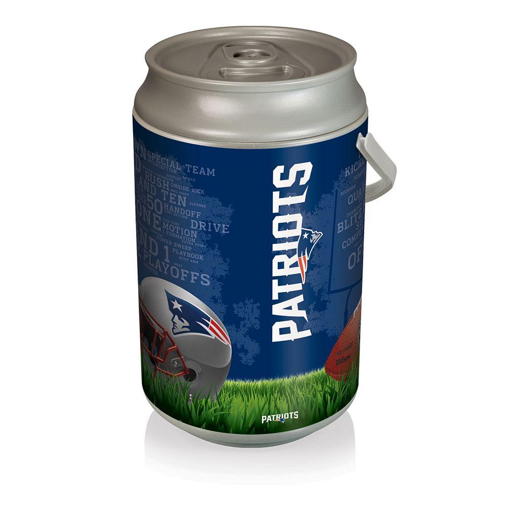 Picnic Time New England Patriots Mega Can Cooler