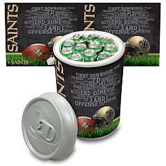 Picnic Time New Orleans Saints Mega Can Cooler