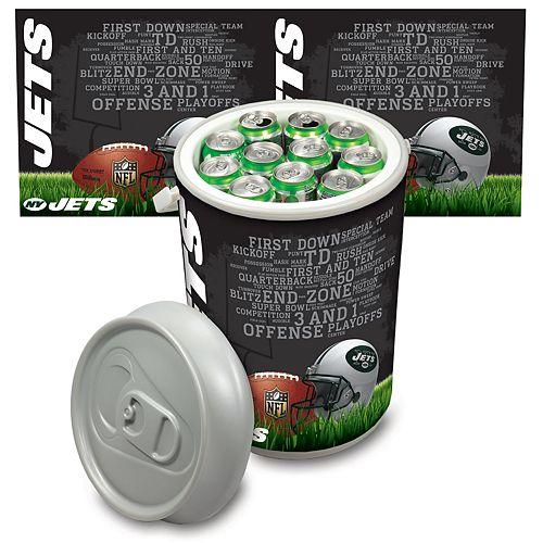 Picnic Time New York Jets Mega Can Cooler