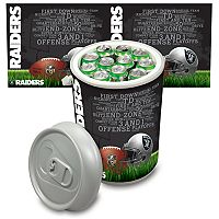 Picnic Time Oakland Raiders Mega Can Cooler