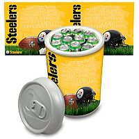 Picnic Time Pittsburgh Steelers Mega Can Cooler
