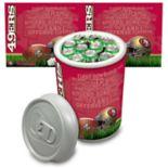 Picnic Time San Francisco 49ers Mega Can Cooler