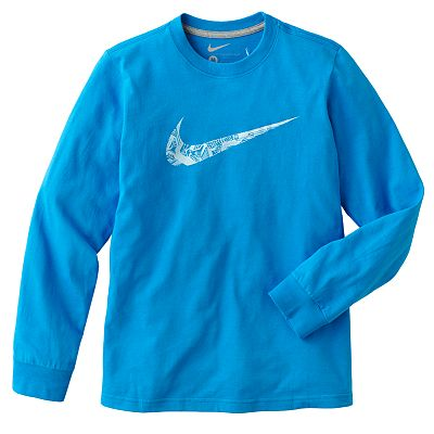 Nike Swoosh Training Tee - Boys 8-20