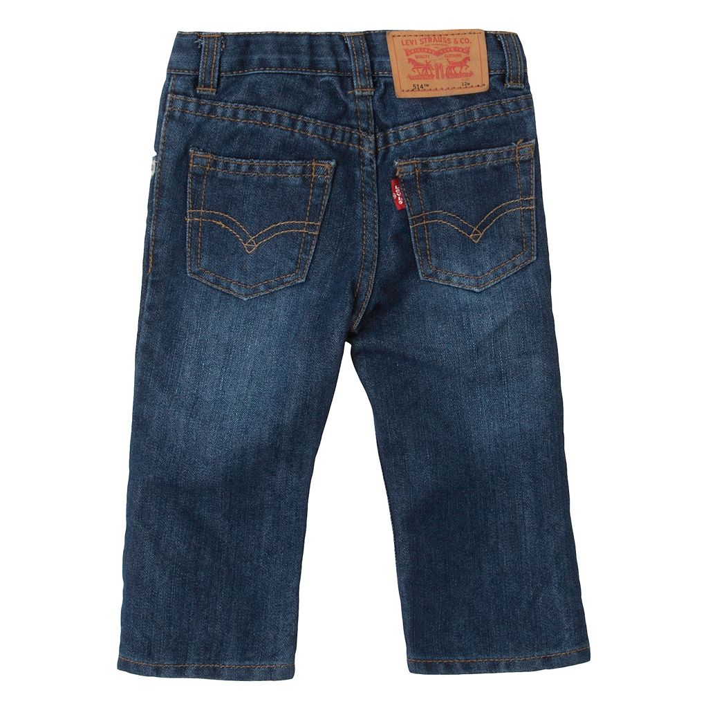 Toddler Levi's 514 Slim Straight-Leg Jeans