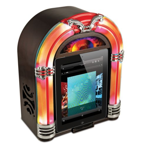 ION Audio 30-Pin Jukebox Dock