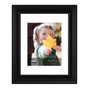 Malden Black 8 x 10 Matted Frame