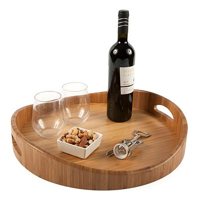 Core Bamboo Luxe Collection Extra Large Serving Tray