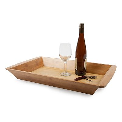 Core Bamboo Country Extra Large Serving Tray