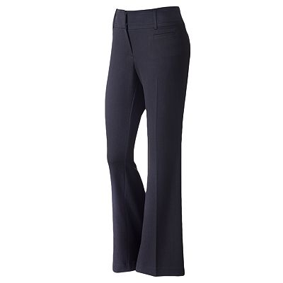 Apt. 9 Modern Fit Straight-Leg Pants