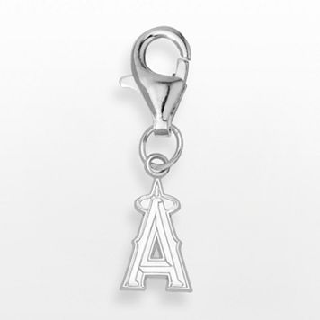 Los Angeles Angels of Anaheim Sterling Silver Logo Charm