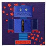 Studio Arts Kids Outer Space Robot Wall Art