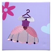 Studio Arts Kids Her Majesty Princess Dress Wall Art