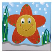 Studio Arts Kids Under the Sea Starfish Wall Art