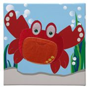 Studio Arts Kids Under the Sea Crab Wall Art