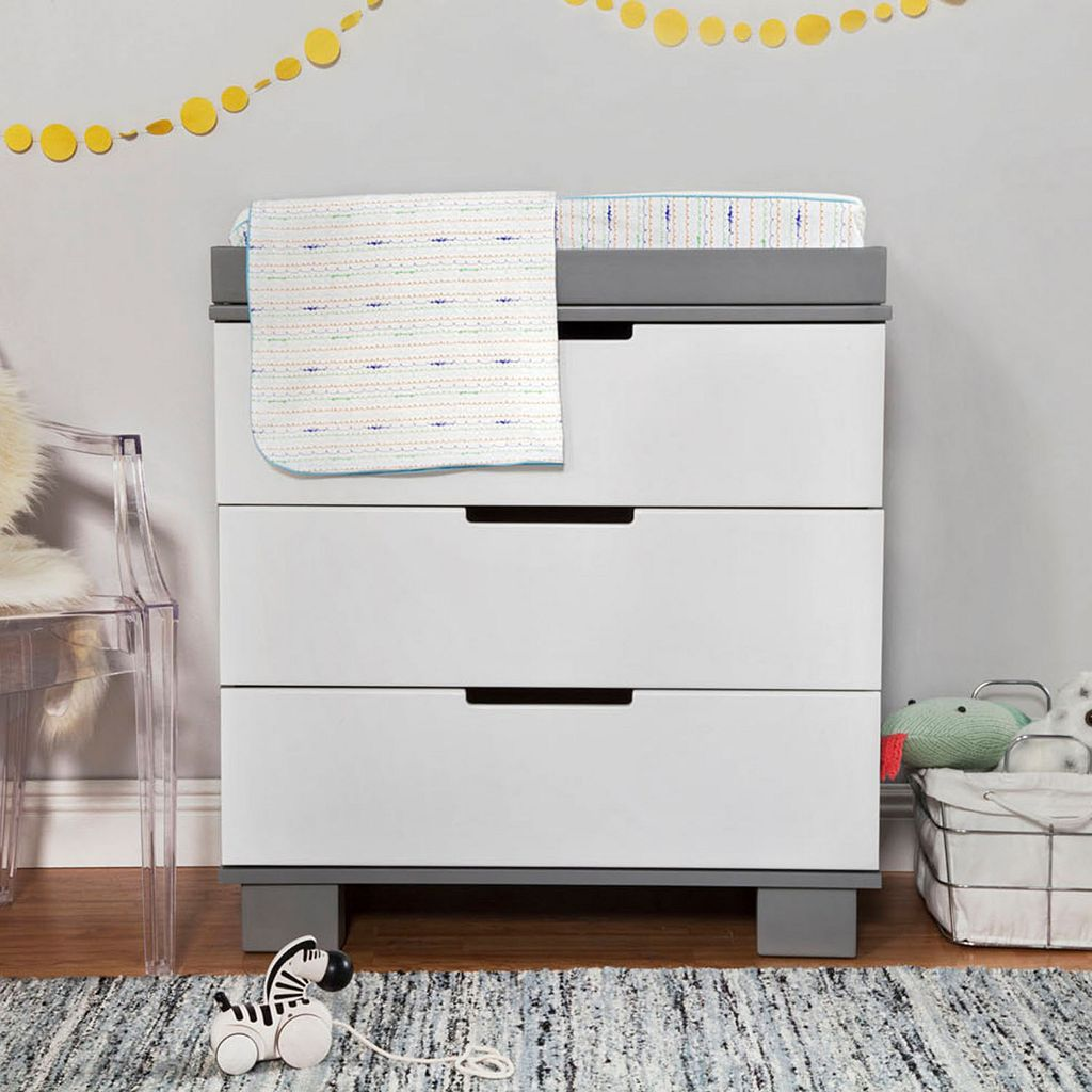 Babyletto Modo 3-Drawer Changing Table & Dresser