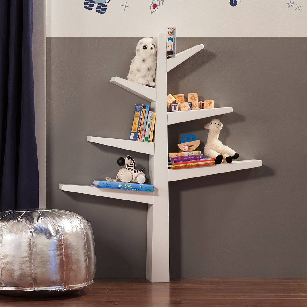 spruce tree bookcase - babyletto spruce tree bookcase