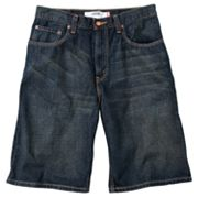 Levi's 569 Loose Denim Shorts