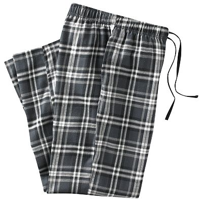 Croft and Barrow Plaid Flannel Lounge Pants