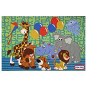 Fun Rugs little tikes Party Animals Rug - 3'3'' x 4'10''