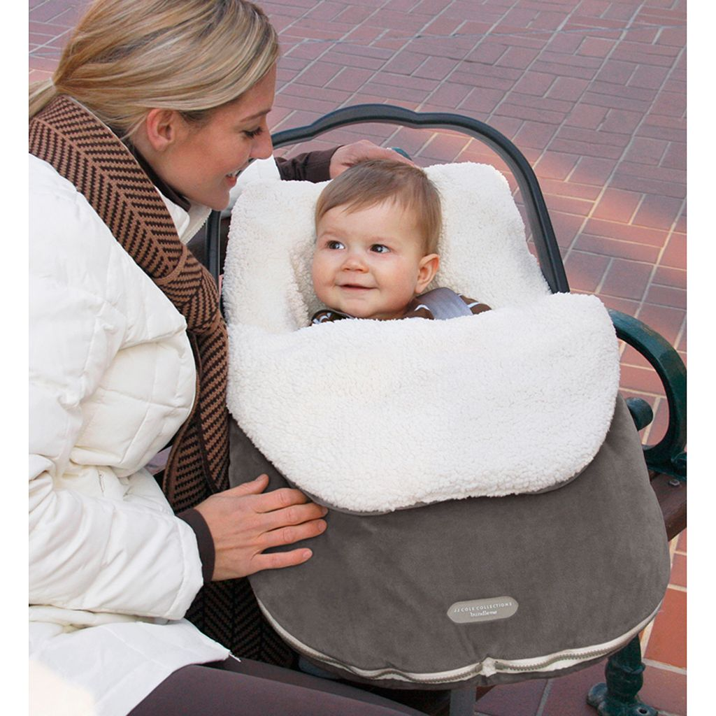 JJ Cole Original Bundleme Seat Cover - Infant