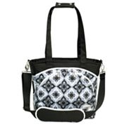 JJ Cole Mode Medallion Tote Diaper Bag