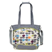 JJ Cole Mode Leaf Tote Diaper Bag